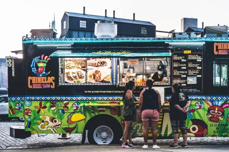 Food Trucks: Commercial Kitchens on the Move